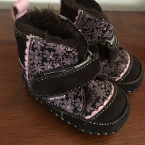 Pediped baby Fur Lined Boots
